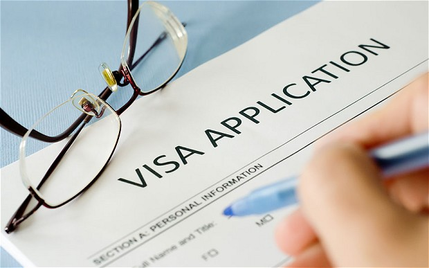 Applying for Vietnam visa on arrival
