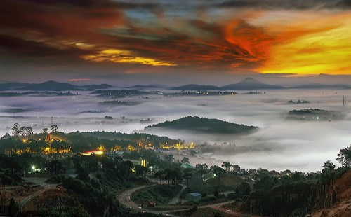 Dalat among places to go in 2016 - Vietnam visa online